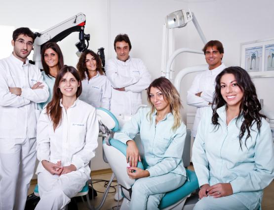 studio dentistico Cozzolino a Napoli