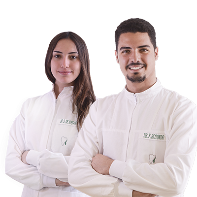Dr. Fulvio Rotondo e Dr.ssa Simona de Stefano